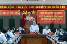 PM asks for greater effort for Phu Yen to further prosper