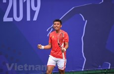 Vietnam to host Davis Cup events