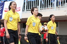 Two Vietnamese among candidate referees for 2023 FIFA Women's World Cup
