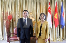 Vietnam, Jordan look to step up trade and investment