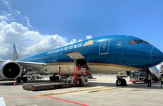 Vietnam Airlines ready to transport COVID-19 vaccines