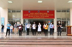 13 COVID-19 patients recover in Hai Duong province