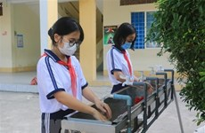 Schools to reopen in HCM City in early March