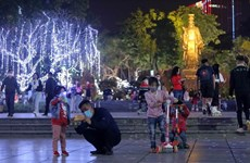 Campaign launched to light up Hanoi with competition