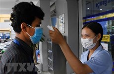 13 Vietnamese COVID-19 patients in Cambodia in stable health conditions