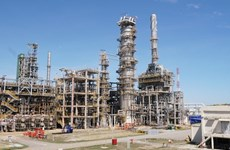 Dung Quat Refinery operates at 108 percent of design capacity