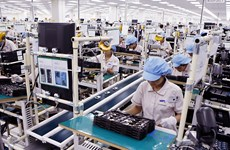 Vietnam lures 5.46 billion USD in foreign investment