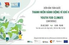 Youth4Climate Initiative launched in Vietnam