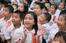 Localities ordered to work harder on child education, protection