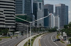 Jakarta wins 2021 Sustainable Transport Award