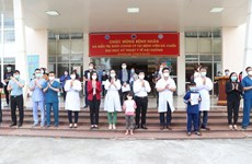 Vietnam records five new COVID-19 cases on February 26 evening