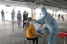 Vietnam records 16 COVID-19 cases on February 28 afternoon