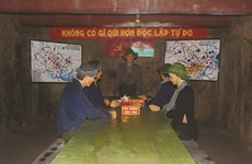 Cu Chi Tunnels site seeks UNESCO's recognition