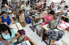 Philippines garment exports projected to hit 2 billion USD this year
