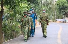 Mekong Delta provinces step up COVID preventive measures