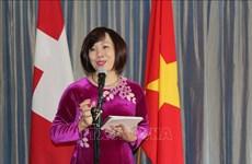 Webinar on Vietnamese market held in Switzerland