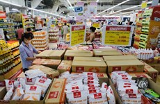 HCM City sees growth in goods retail sales, consumer service revenue