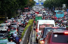 HCM City: early start proposed for over 4.8 trillion VND traffic project