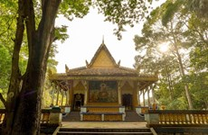 Most beautiful Khmer pagodas in Soc Trang