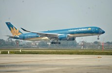 Vietnam Airlines resumes HCM City – Van Don flights