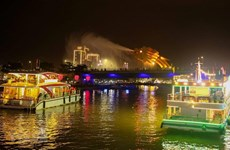 """Da Nang by Night"" piloted to revive pandemic-hit tourism"