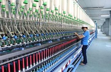 Work on 15-million-USD textile factory underway in Tay Ninh