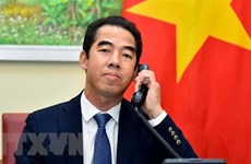 Vietnam-UK relations enjoy positive and comprehensive growth: Officials