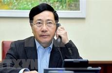Vietnam, Singapore discuss ways to bolster collaboration