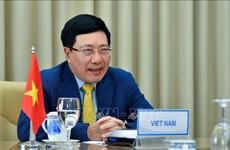 Vietnam, Venezuela seek to beef up friendship, cooperation