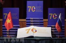 Book on 70-year Vietnam-Russia relations debuts