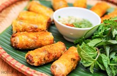 Vietnamese cuisine introduced at Singapore Francophonie Festival