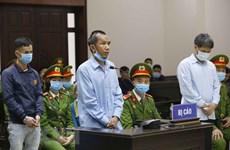 Dong Tam case: Appeal court upholds sentences for six defendants