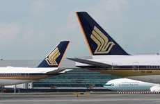 Singapore Airlines first in world to pilot COVID-19 travel pass