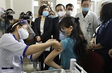 Vietnam to receive over 5.6 million doses of COVID-19 vaccines in two months