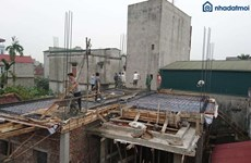 Quang Ngai: Storm-resilient housing to be built for ten poor families