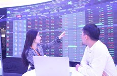 HNX tests new board for HoSE's stocks