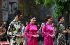 Ao dai needs official heritage recognition