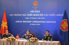 11th ASEAN Military Operations Meeting held online