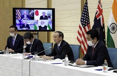 Japanese PM proposes more cooperation between Quad and ASEAN countries