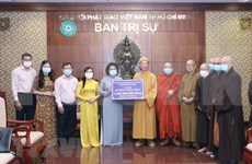 HCM City Buddhist Sangha joins COVID-19 prevention efforts