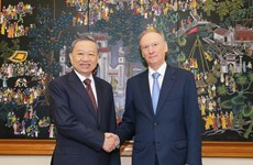 Vietnam, Russia bolster human security cooperation amid COVID-19