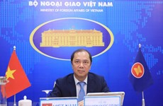 33rd ASEAN-Australia Forum opens