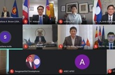ASEAN-US Joint Cooperation Committee convenes 12th meeting