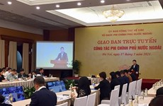 Foreign NGOs gives aid worth 220.7 million USD to Vietnam last year