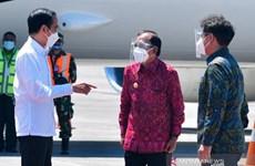 "Indonesia to open three COVID-19 ""green zones"" in Bali"