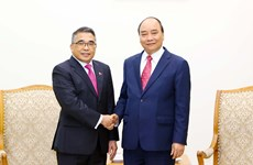 PM Nguyen Xuan Phuc receives Philippine ambassador