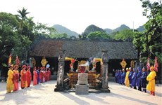 Opening ceremony and festivities of Hoa Lu Festival to be halted