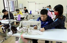 Some 20,000 disabled people receive vocational training each year
