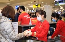 E-health declarations compulsory for Vietjet's passengers