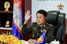ACDFM-18: Cambodia underscores regional cooperation to cope with threats